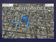 Terreno en Monterrey Zona Centro Calle Albino Espinoza