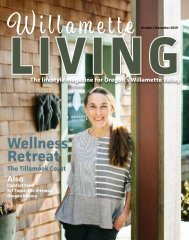 Willamette Living Oct/Nov 2019