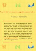 Biggest Kindergarten Mistakes You Can Easily Avoid - Page 3