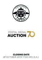 Postal Medial Auction 70 - Page 3
