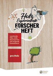 Holzforscherheft Österreich