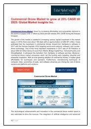 PDF - Commercial Drone Market