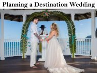 Caribbean Wedding Planning Company