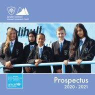 Prospectus - Lyndon 2020-21
