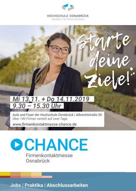 CHANCE Katalog 2019