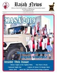 Rajah News - October