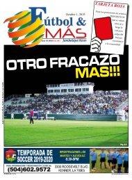 Futbol y Más - Octubre