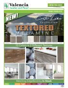 Valencia Lumber and Panel Product Catalog - Page 7