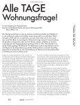 Wohnungsfrage / dérive - Zeitschrift für Stadtforschung, Heft 77 (4/2019) - Page 5