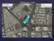 For Sale, Land.  Monterrey, N.L Mexico,  Ave. GONZALITOS & Ave. RUIZ CORTINES
