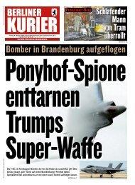 Berliner Kurier 04.10.2019