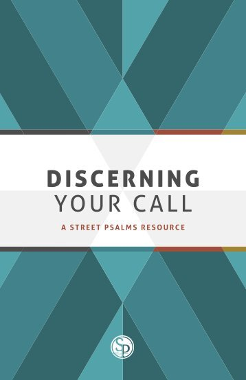 Discerning your Call