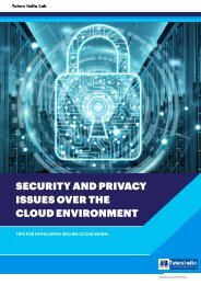 TIPS FOR DEVELOPING SECURE CLOUD MODEL: The Best UK Dissertation Research Topics from Existing Recent Research   Gaps in Computer Science Engineering Domain