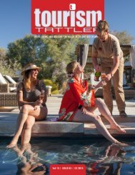 Tourism Tattler Issue 3 of 2019