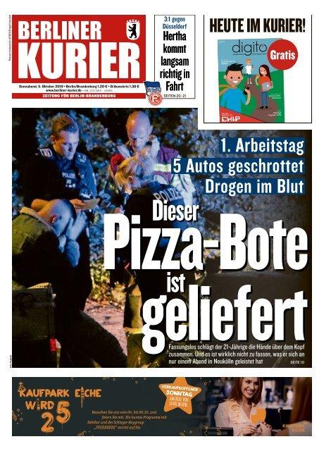 Berliner Kurier 05.10.2019