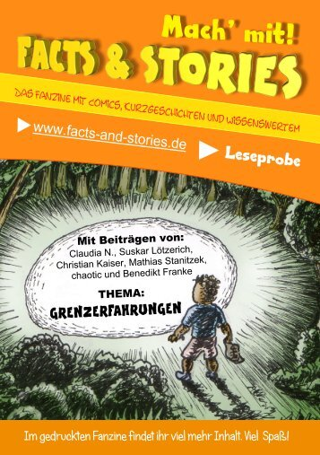 FACTS and STORIES 7