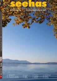 Seehas-Magazin Oktober November 2019