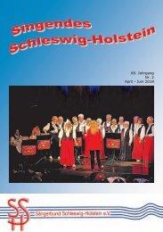 Singendes Schleswig-Holstein 2-2018