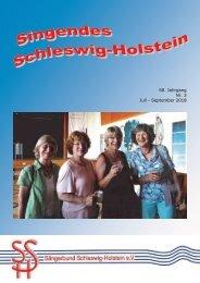 Singendes Schleswig-Holstein 3-2018