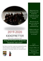 Kiekefretter - September 2019