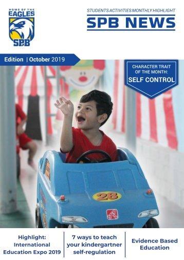 SPB News October 2019