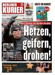 Berliner Kurier 06.10.2019