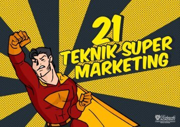 Ebook 21 Teknik Super Marketing