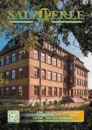 SALZPERLE - Stadtmagazin Schönebeck (Elbe) - Ausgabe 10+11/2019