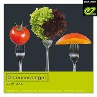 Gemüsesaatgut Katalog 2019 | 2020
