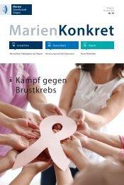 MarienKonkret 95 Herbst 2019