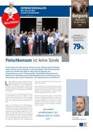 Belgian Meat Office - Meat News 3/2019