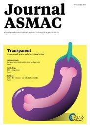 JOURNAL ASMAC No 5 - octobre 2019