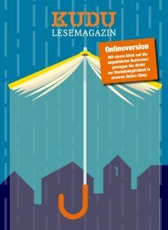 KUDU Magazin 21165