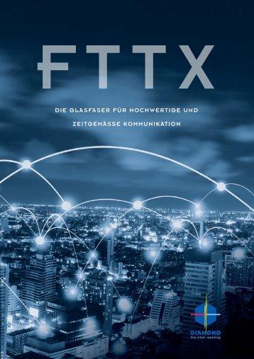 Brochure FTTx (German)