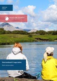 Handbook - International Cooperation