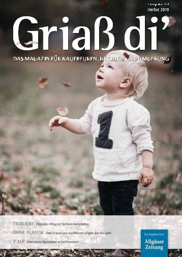 Griaß di'-Magazin