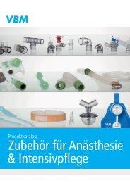 636KAT006D VBM Zubehör für Anästhesie und Intensivmedizin