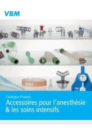 636KAT006F Accessoires pour l'anesthésie et les soins intensifs