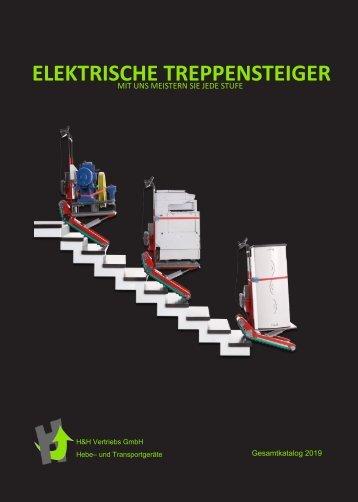 Elektrische Treppensteiger