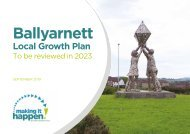 Ballyarnett - Local Growth Plan
