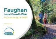 Faughan - Local Growth Plan