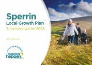 Sperrin - Local Growth Plan