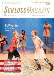 SchlossMagazin Oktober 2019 Bayerisch-Schwaben und Fünfseenland