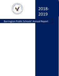 District Report 2018-2019