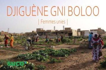 Djiguène Gni Boloo : Femmes unies