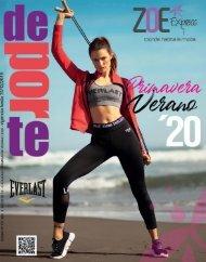 Zoe Express - Deportivo Damas  primavera verano 20