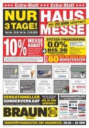 2019/41 - Braun_Hausmesse ET: 08.10.2019