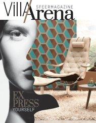 Express Yourself VA magazine Herfst 2019