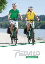 PEDALO Katalog »Rad & Urlaub 2020«