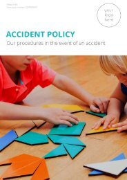 Accident Policy - Blur